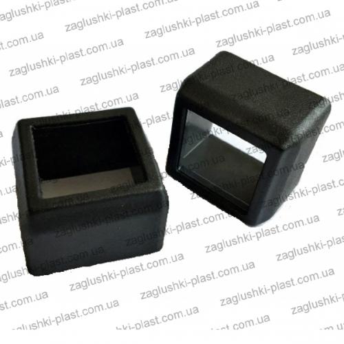 Заглушки центрирующие квадратные 25х25 - 20х20