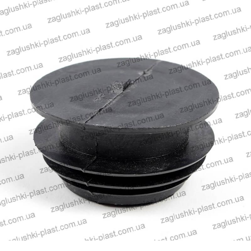 Заглушка круглая внутренняя защитная 60