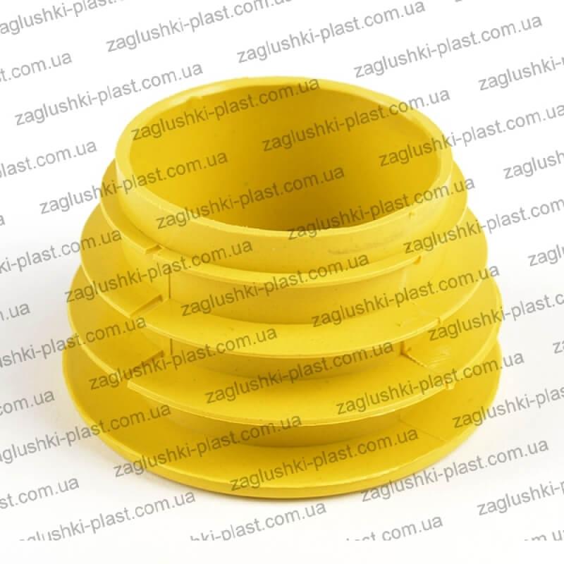 Заглушка круглая внутренняя защитная 73