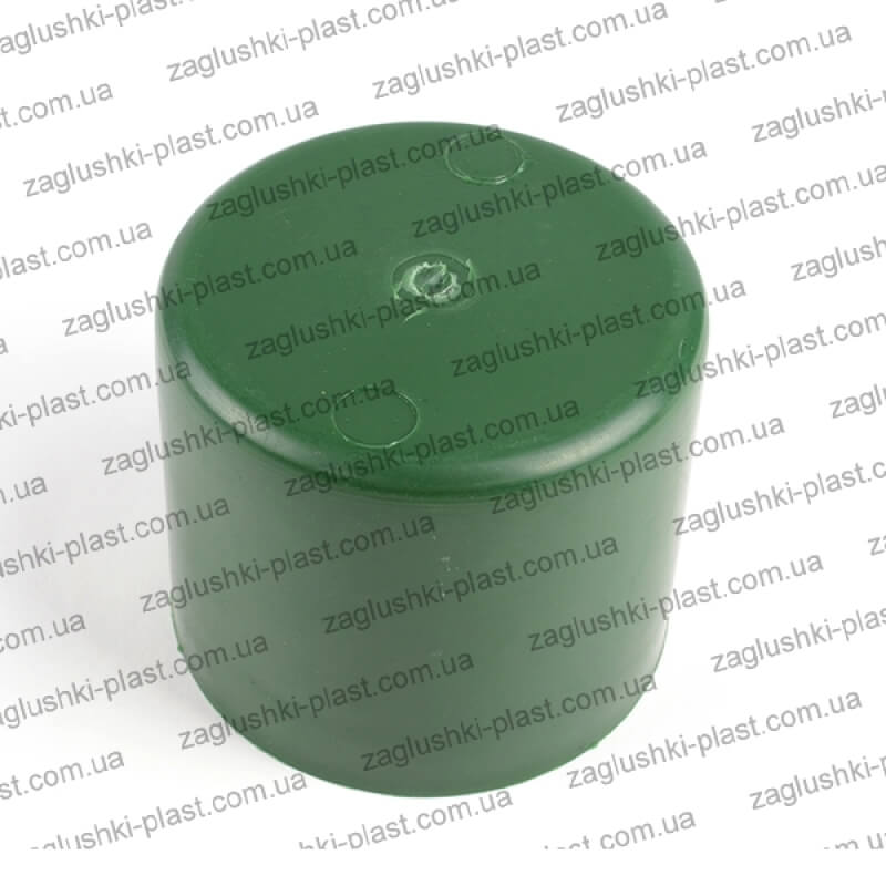 Заглушка круглая наружная защитная 325