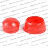 Заглушка двухсоставная красная М6-М12