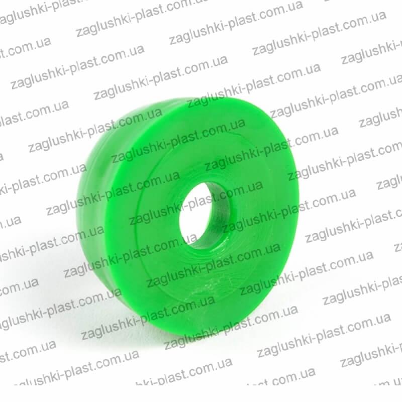Заглушка двухсоставная зеленая М6-М12
